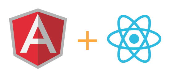 Angular + React with ngReact