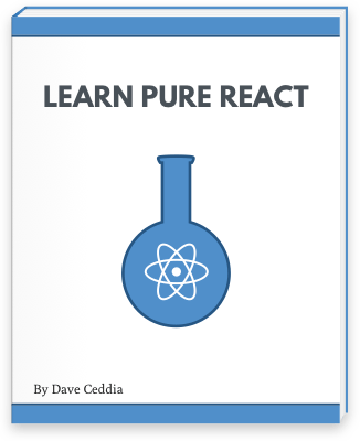 Learn Pure React cover
