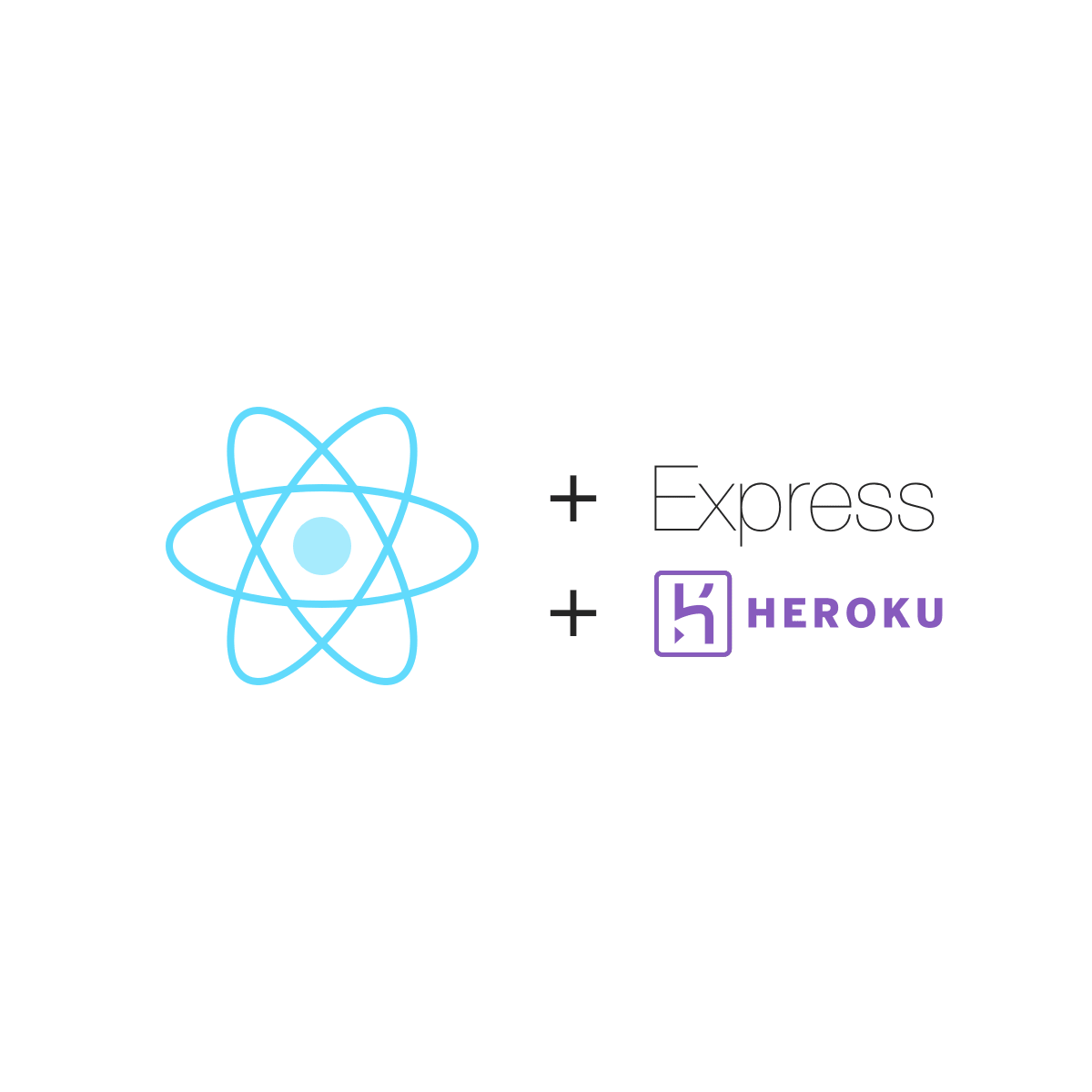 Deploy React and Express to Heroku