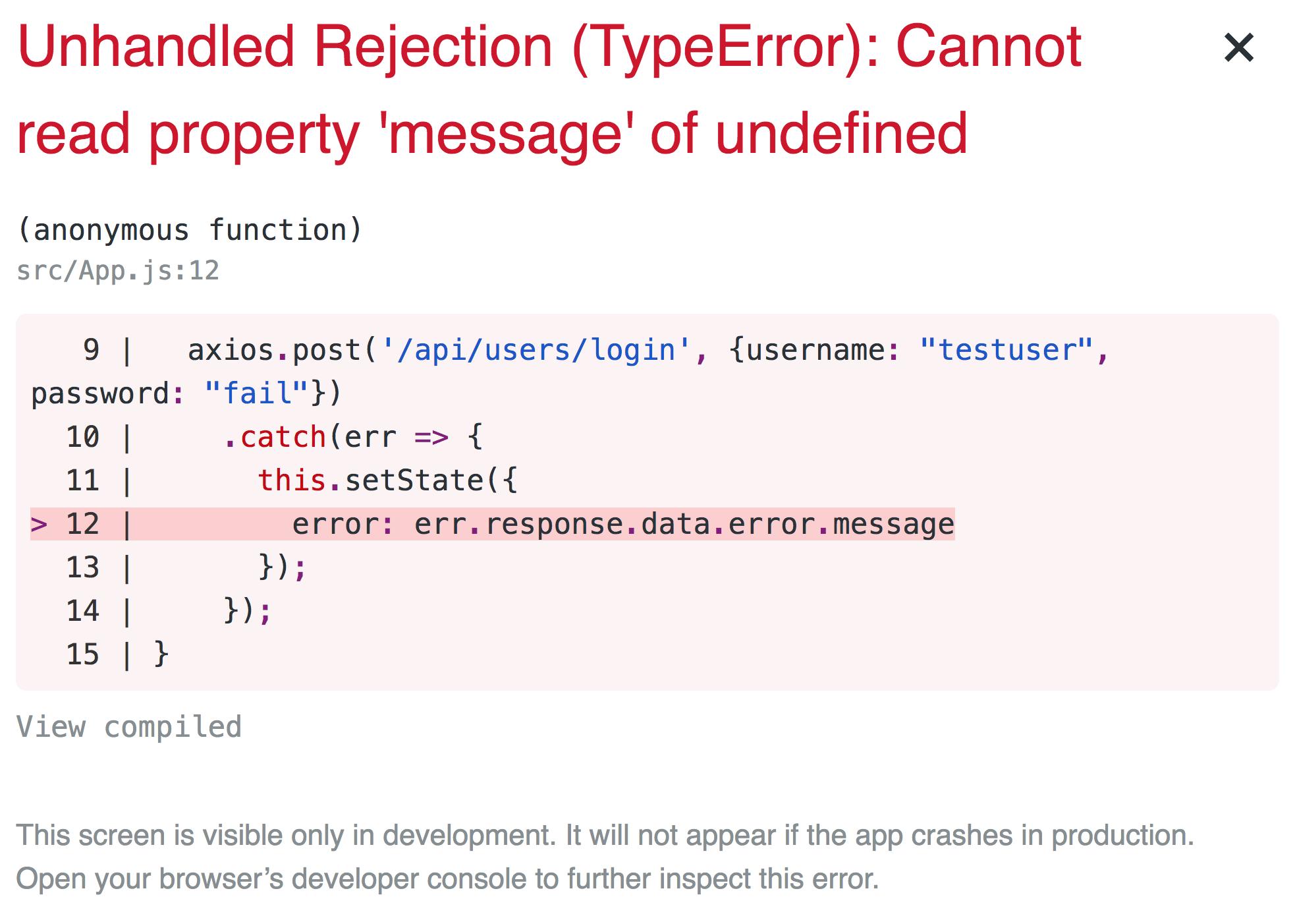 Snapshot Testing APIs